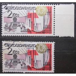 Československo známky 4011