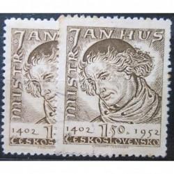 Československo známky 4013