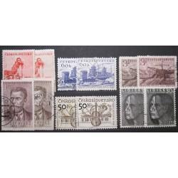 Československo známky 4014