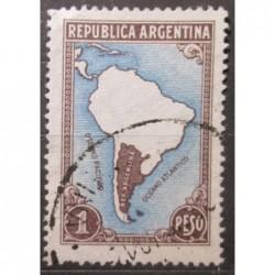 Argentína známky 4015