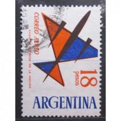 Argentína známky 4016
