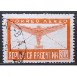 Argentína známky 4018