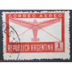 Argentína známky 4019