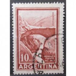 Argentína známky 4020