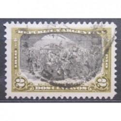 Argentína známky 4021