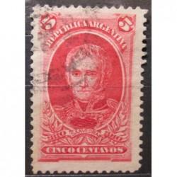 Argentína známky 4027