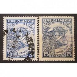 Argentína známky 4029