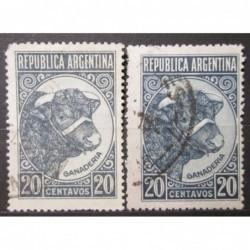 Argentína známky 4030
