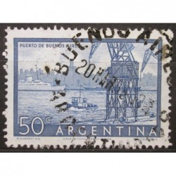 Argentína známky 4035