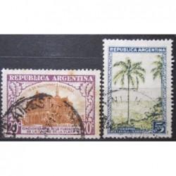 Argentína známky 4036