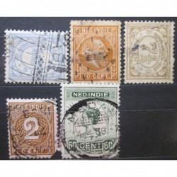 Holandsko india známky 4068