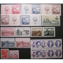 Československo známky 4099