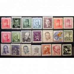 Československo známky 4100