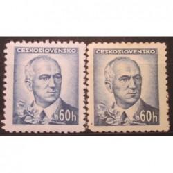Československo známky 4101