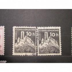 Československo známky 4108