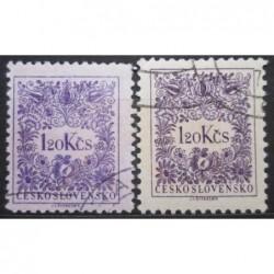 Československo známky 4110