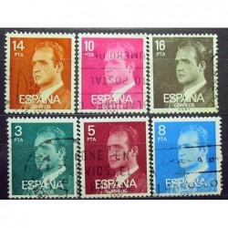 Španělsko známky 4116