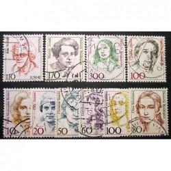 Bundespost známky 4131
