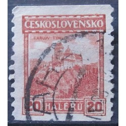 Československo známka 4166