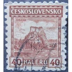 Československo známka 4168