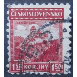 Československo známka 4169