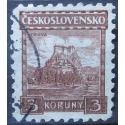 Československo známka 4171