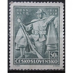 Československo známka 4179