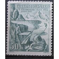 Československo známka 4180