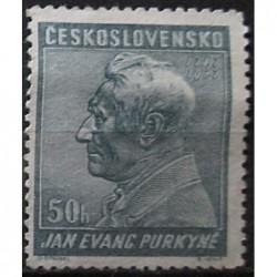 Československo známka 4181