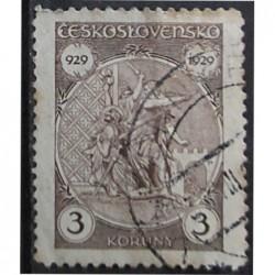 Československo známka 4189