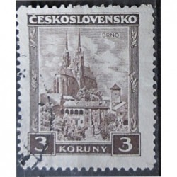 Československo známka 4190