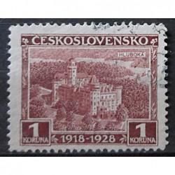 Československo známka 4191