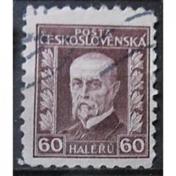 Československo známka 4192