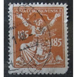 Československo známka 4195