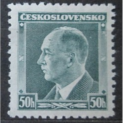 Československo známka 4197