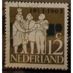 Holandsko známka 4236