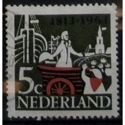 Holandsko známka 4237