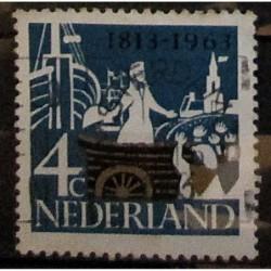 Holandsko známka 4238