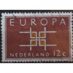 Holandsko známka 4243