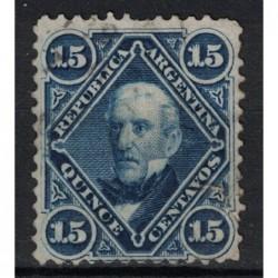 Argentina Známka 5151