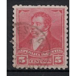 Argentina Známka 5405