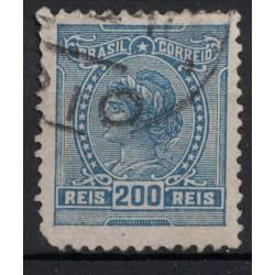 Brasil Známka 5407