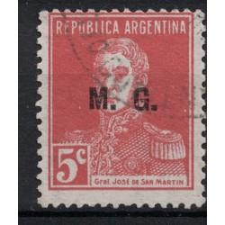 Argentina Známka 5421