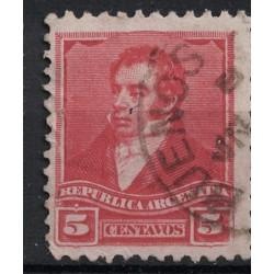 Argentina Známka 5448