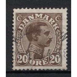 Danmark Známka 5675