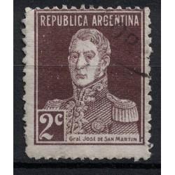 Argentina Známka 5702