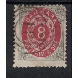 Danmark Známka 5830