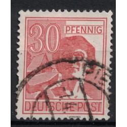Bundenpost Známka 5884