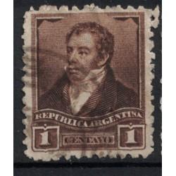 Argentina Známka 5901