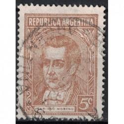 Argentina Známka 5935